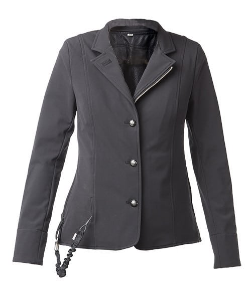 Helite Equestrian Air Shell with Show Jacket Outer