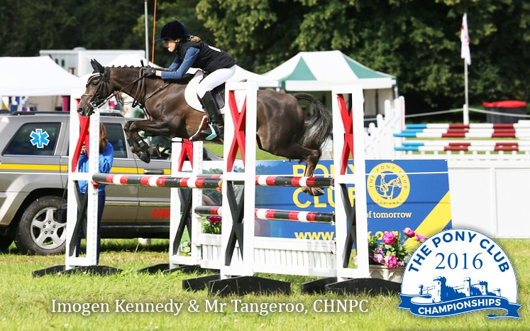 Imogen Kennedy PC champs 2016