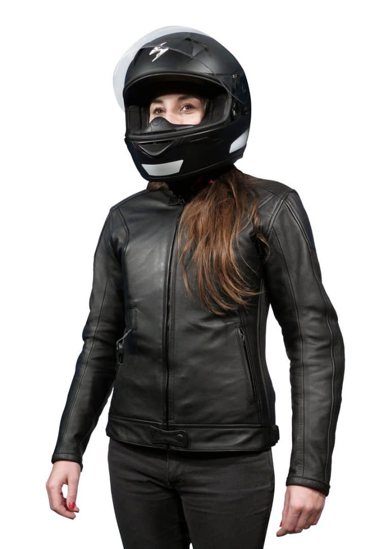Leather-Woman