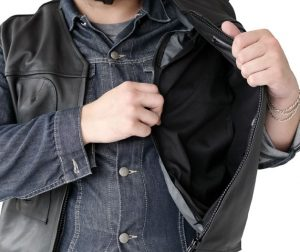 Helite-Custom-Air-Vest-zipper-customisation