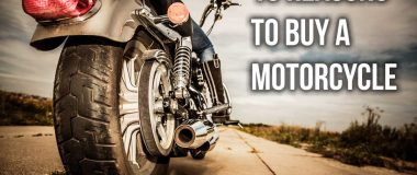 10 reasons to buy a motorcycle
